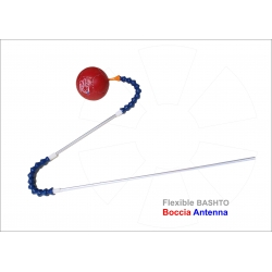 Boccia Antenna with a flexible joint
