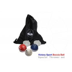 Boccia ball Victory Sports licensed Bashto Sports Throwers set 01 licensované pre vrhačov paralympic
