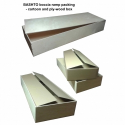 Boccia ramp packing