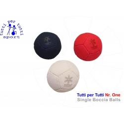 Tutti per tutti boccia ball Number one single ball licensed 01 lopty bashto sports paralympic