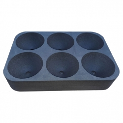 Boccia ball holder