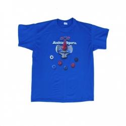 Bashto Sports Boccia T-shirt