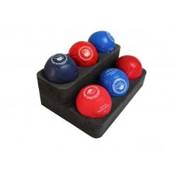 Boccia rental ball holder