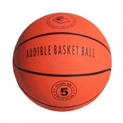 Basketball sound ball