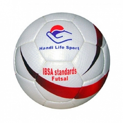 Futsal sound ball
