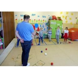 Boccia presentation service Bashto Sports presentation prezentácia game hra paralympic