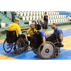 Boccia training coaching Bashto Sports service trénovanie paralympic