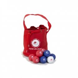 Mini boccia balls